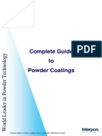 Complete Guide to Powder Coating