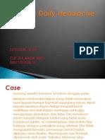 Pwerpoint CD Headache Cut Zulaikhawati