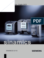 Lista de Parametros G110 Portugues