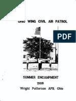 Ohio Wing Encampment - 1986