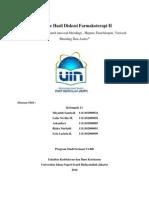 Resume Hasil Diskusi Farmakoterapi II