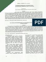 SCAN Dekomposisi Komponen Lignoselulose Jerami Padi Oleh Bebera
