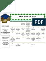 PWC Calendar 200911