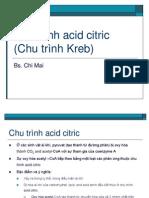Chu Trinh Citric