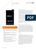 Pivot Spectralink Business Phone Systems | A WorkSmart Solution