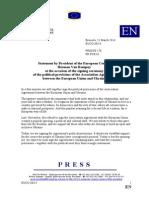 European Council - March 21, 2014