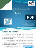 Tecnología de la Información y la comunicación - Twitter (2)