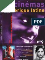 Cinemas Damerique Latine n9 2001