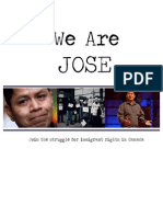 We Are Jose Handbook