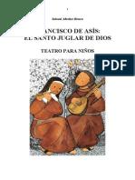 Francisco de as is El Santo Jug Larde Dios