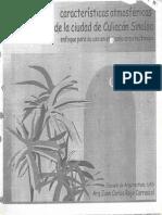 Datos Clima en Culiacán