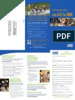 ASCE Student Application