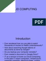 Cloud+Computing