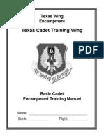 TXWG Encampment Guide (2012)