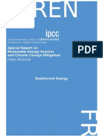 Ipcc Srren Geothermie