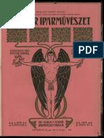 Huszka József - A régi hazai ornamentika 1899.