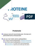 4.PROTEINE-Caract Gen, Struct Pr
