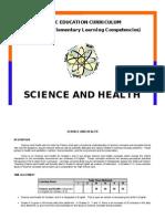 Competencies in Science
