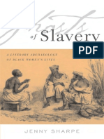 The Ghost of Slavery