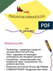 Pengantar Farmakologi Fk
