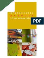 Presentatie Product Liza