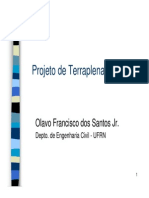 1.2 Projeto de Terraplenagem