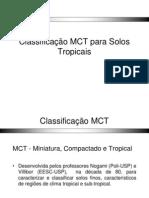 2.01 Classificação MCT