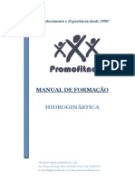 Manual Hidroginastica CIF