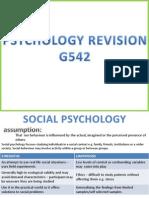 core studies ppt slide revision