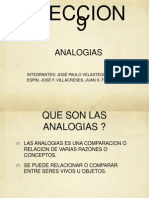 Dp Analogias