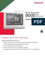 Wi Fi Thermostat