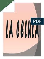 1 LA CELULA