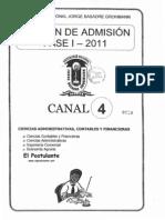 Unjbg - Fase 1 - 2011 - Canal 4