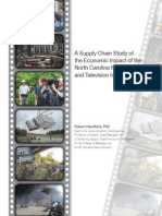 NC Film Supply Chain Study