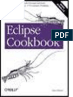 Eclipse Cookbook - Steve Holzner