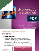 Síndromes de preexcitación