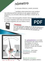 Exposición mediciones electricas