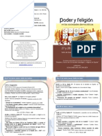 Diptico Poder y Religion