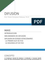 S3 - DIFUSION