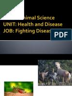 2 fighting disease