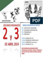 Chapola 2 3 Abril