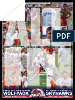 GOHS Football 2012