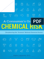 Angela Logomasini - Consumer Guide to Chemical Risk
