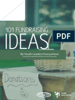 101 Fundraising IDEAS eBook