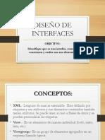 TEMA 3. DISEÑO DE INTERFACES