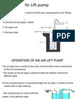 Air Lift Pump