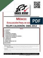 Eva Luac i on Final Calderon
