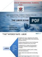 Libor Scandal