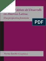 Aportes Al Debate Del Desarrollo en America Latina