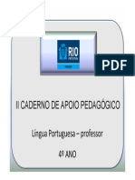 Português apoio pedagógico